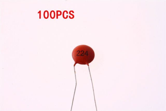Capacitor 224  50V  Multilayer lot of 25 pcs