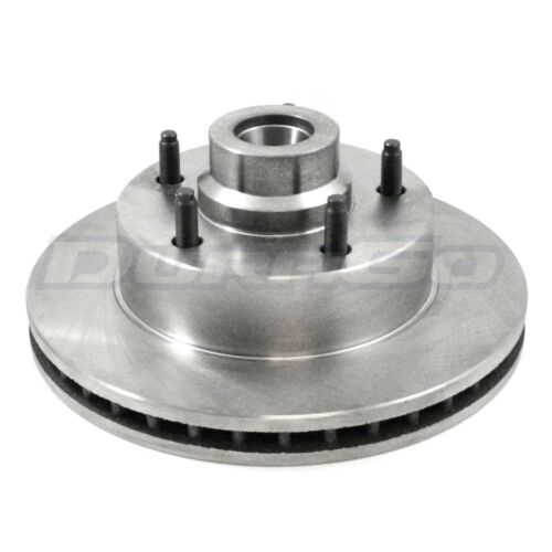 Disc Brake Rotor and Hub Assembly Front IAP Dura BR54121
