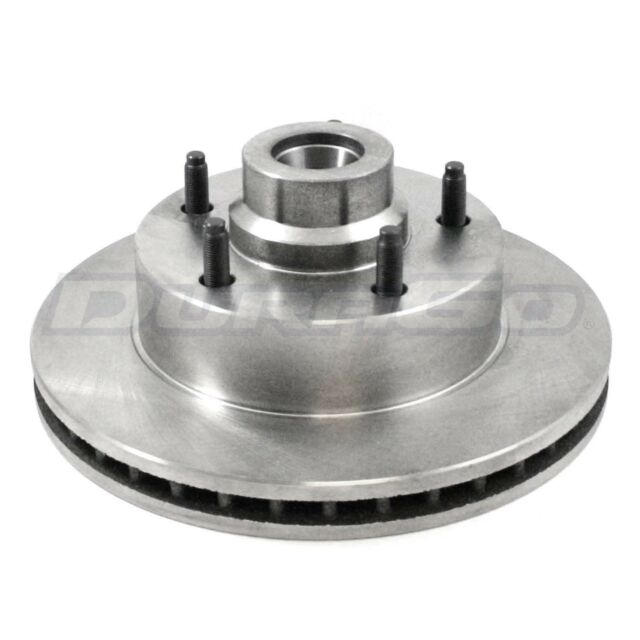 Disc Brake Rotor and Hub Assembly Front IAP Dura BR5595