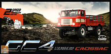 CROSS RC GC4 1/10 Scale Off Road Truck Rock Crawler KIT like axial and rc4wd