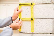 Measuring Instrument angle-izer template tool four-sided ruler mechanism_slides*