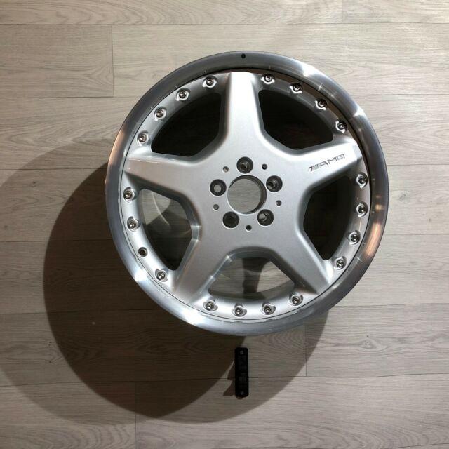 1x mercedes CL c215 AMG styling III alufelge 9.5jx19 et46 a2154000102 w212 w220