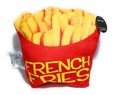 EMOJI PILLOW FRENCH FRIES PLUSH PILLOW just play toys decor gaming pillow