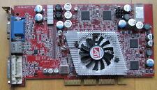 ATI Radeon 9800 Pro 128 MB AGP for Apple Macintosh PowerMac G4 and G5