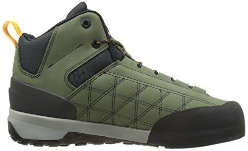 Five Ten Men/'s Guide Tennie Mid Hiking Boot Base Green Approach Shoe