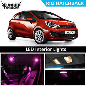 Image Is Loading Pink Led Interior Lights Replacement Kit For 2017