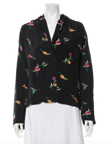 Vintage Norma Kamali blouse