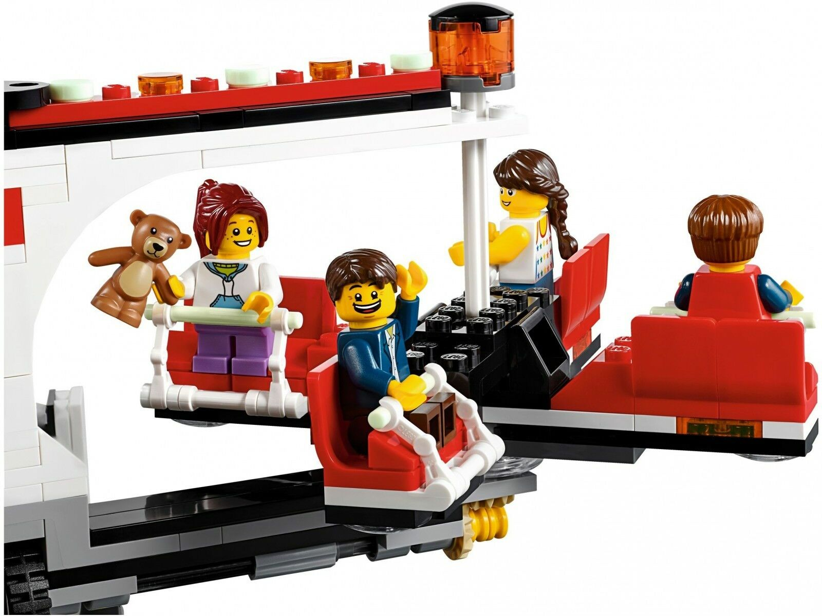 LEGO® Creator 10244 10244 10244 Jahrmarkt-Fahrgeschäft NEU OVP_ Fairground Mixer NEW MISB dc4b11