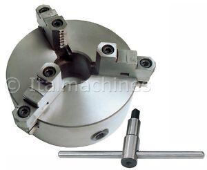 Mandrino autocentrante di precisione 630 mm a 3 griffe for Mini tornio di precisione