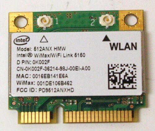 5150 512ANX  512ANXMMW Mini PCIe Wireless WLAN WIFI Half Card WiMax for Intel