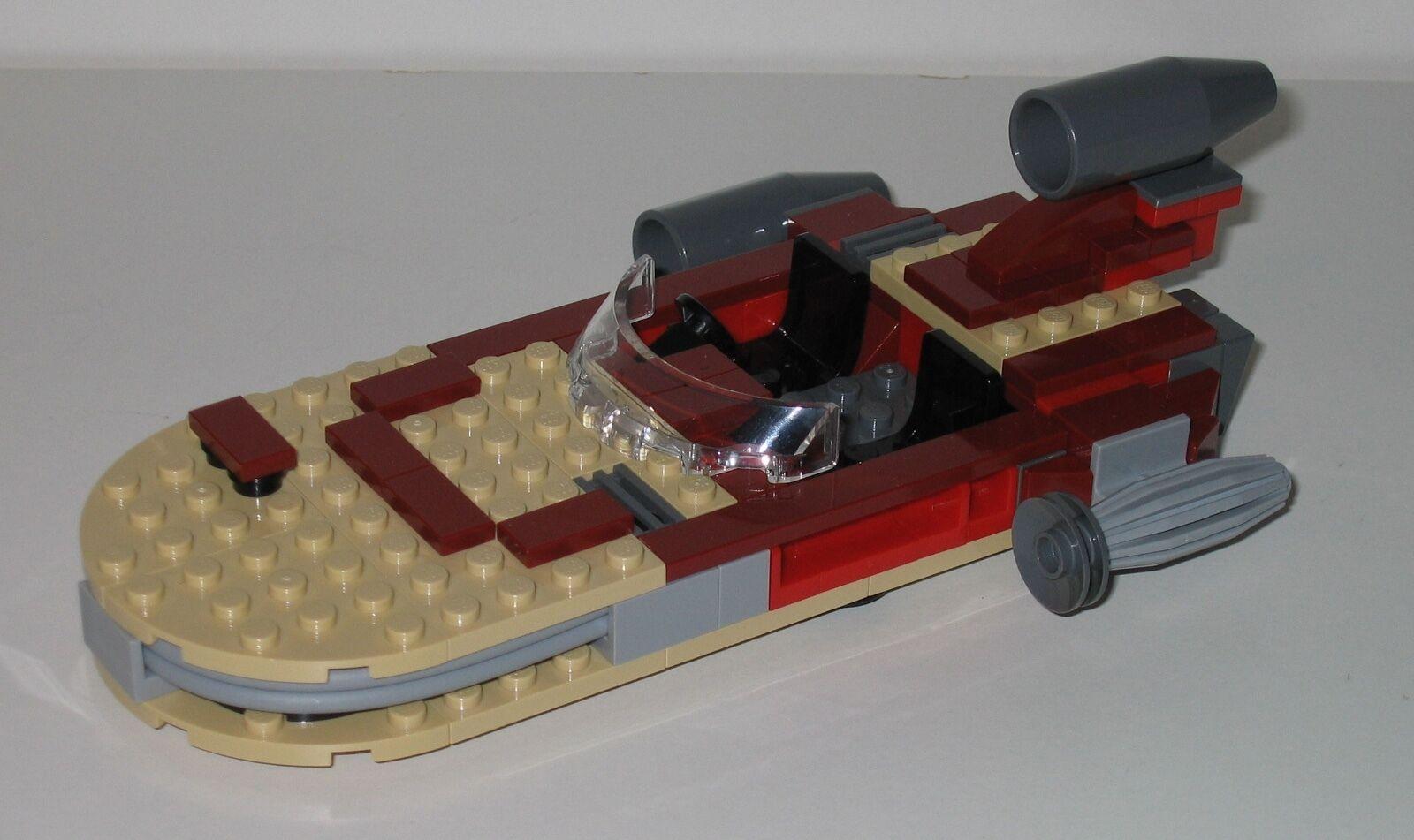 8092 LEGO Star Wars Luke's Landspeeder 100% Complete Box