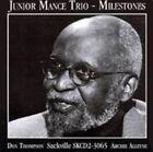 Milestones by Junior Mance (CD, Jul-1999, Sackville (Canada))