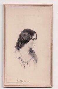Vintage-CDV-Album-Filler-034-My-Pretty-Jane-034