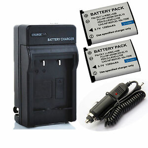 New-Battery-Rapid-Charger-For-Olympus-Li-42B-Li-40B-u1040-u1050SW-u1060-u1200