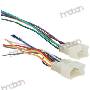 toyota car stereo cd dvd player wiring harness wire. Black Bedroom Furniture Sets. Home Design Ideas