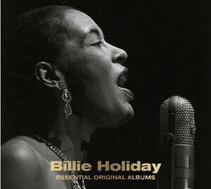 BILLIE-HOLIDAY-ESSENTIAL-ORIGINAL-ALBUMS-3-CD-NEW