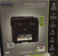 Epson WorkForce Pro WP-4540 All-In-One Inkjet Printer Printers