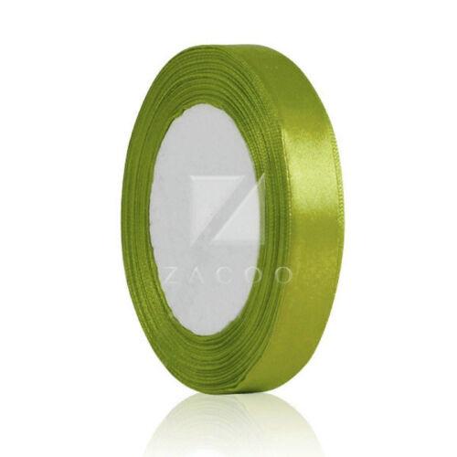 """Wedding Party Supplies Sewing Craft MG.V-RN0003 10mm 25 Yards Satin Ribbon 3//8/"""""""