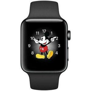 Apple-Watch-Series-3-42mm-Gray-Case-Black-Sport-Band-GPS-Cellular-Data