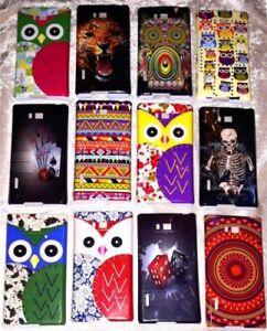 Case-Lg-Optimus-L7-P700-Hardcase-Cover-Phone-Case-Case-Owl-Cube