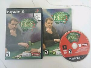 World-Championship-Poker-2-Featuring-Howard-Lederer-PS2-Game-Complete