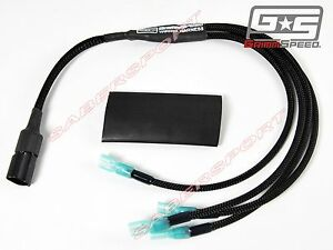 grimmspeed plug and play wiring harness for hella horn for. Black Bedroom Furniture Sets. Home Design Ideas