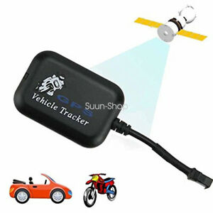 GT005 Vehicle Car Motorcycle GPRS GSM GPS Tracker Locator Real Time