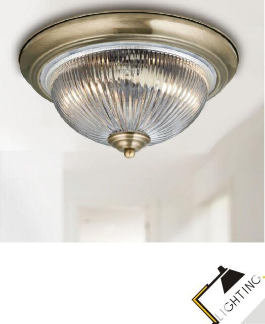 Bella Forma Lampada da Soffitto Luce Led in Ottone Antico Nuovo Goccia Luce Spot