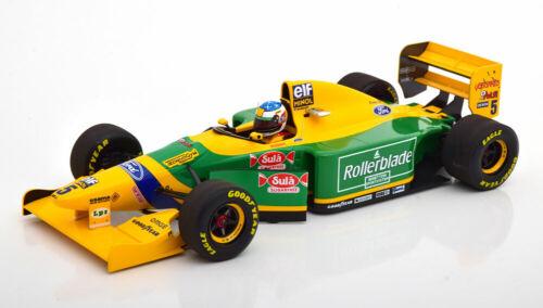 1:18 Minichamps Benetton Ford B193B GP Canada Schumacher 1993