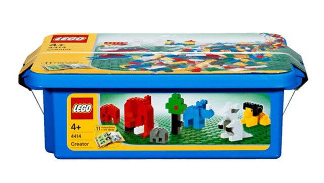 NIB  Lego Creator 4414 NEW IN BOX - Lego Creator 4414 NUEVO EN CAJA SIN ABRIR