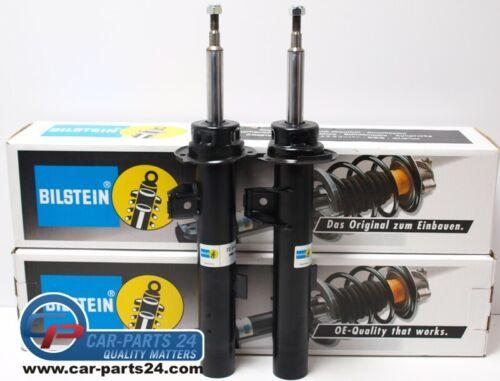2 x Amortisseurs b4 Amortisseur Essieu Avant Pour BMW 1er e81 e87 front shock absorber