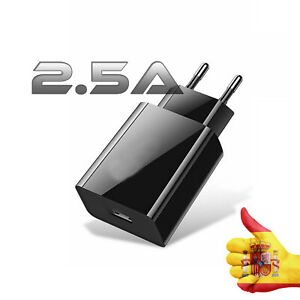CARGADOR TIPO RAPIDO 2.5A USB TELEFONO MOVIL Xiaomi Mi Mix Mi 5 Mi 6