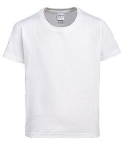 Gildan-Softstyle-Youth-Ringspun-T-Shirt-All-Sizes-Summer-T-Shirt-Cotton-Tee