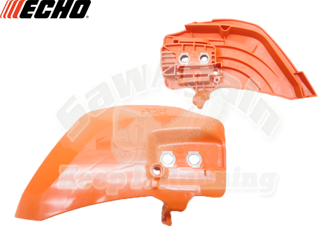 NEW ECHO CS 590 CS-590 CHAINSAW CLUTCH COVER CHAIN ADJUSTER GENUINE OEM PART