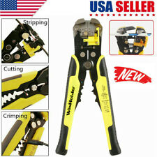 Automatic Cable Wire Striper Cutter Crimper Stripping Pliers Terminal Tool Us