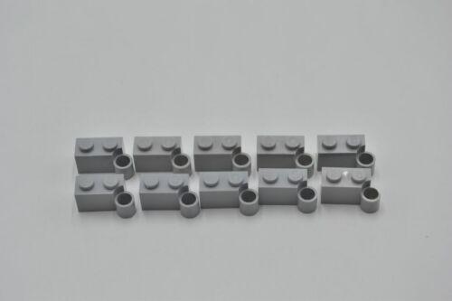 LEGO 10 x Scharnier neuhell grau Light Bluish Gray Hinge Brick 1x4 Swivel 3831