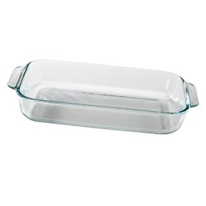 Pyrex Synchkg055786 Basics 2 Quart Glass Oblong Baking