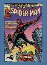 MARVEL TALES 137 Re-Presenting First Appearance Spiderman NABISCO VARIANT