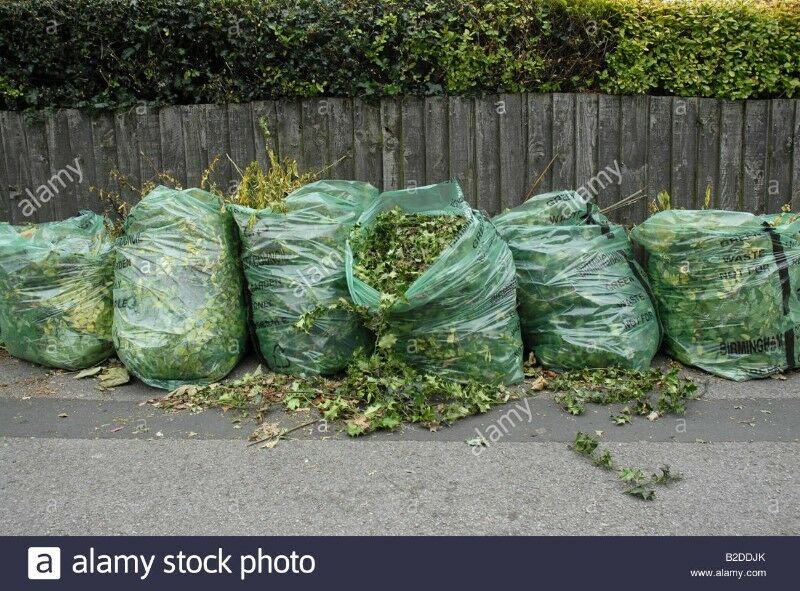 GARDEN REFUSE REMOVAL / UNWANTED REFUSE