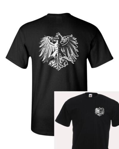 T Shirt Ensign Flagge Fahne Preussen Wappen Germany
