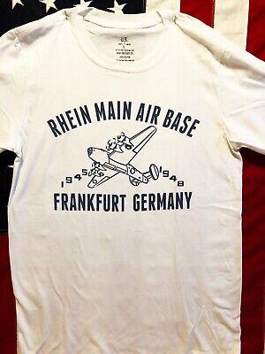 Army Air Force S AAF PT Repro T 2 color Shirt w Spec Tag Men/'s sz XXL WWII U