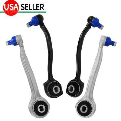 4PCS Front Upper Forward Lower Rearward Control Arms For 2001-2008 Mercedes-Benz