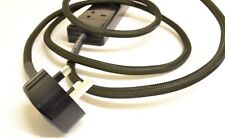 MCRU FULLY SILVER PLATED MAINS POWER BLOCK 6 GANG   SILVER PLATED CABLE