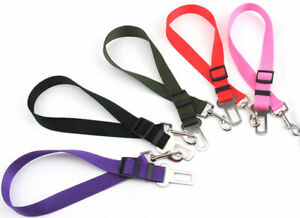 Adjustable-Pet-Dog-Puppy-Cat-Safety-Lead-Leash-Car-Seat-Belt-Harness-Hot
