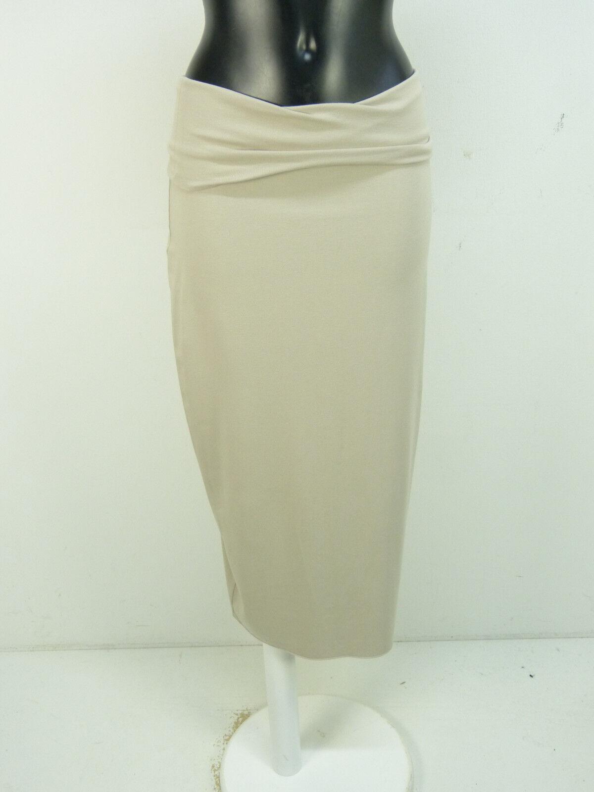 Oska Rock Taglia M Beige & come nuovo-elegante nuovo-elegante nuovo-elegante (o 3652) 59a8e6