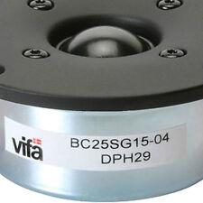"Vifa BC25SG15-04 1"" Shielded Dome Tweeter"