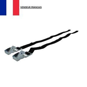 2-X-Sangles-d-039-Arrimage-pour-Porte-Bagage-Moto-Velo-Scooter-400-cm-x-16-mm