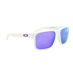 oakley sunglasses oo9102 holbrook ulyg  Image is loading Oakley-Holbrook-Sunglasses-OO9102-05-Matte-White-Frame