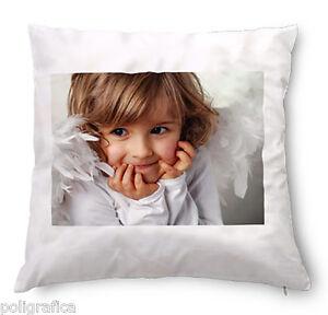 d3aede3513 Caricamento dell'immagine in corso Cuscino-Bicolore-personalizzato-con-foto- e-testo-idea-