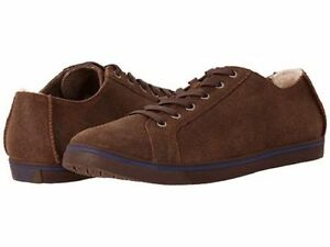 d8bdde3cac3 Details about Brand New in Box UGG Vanowen Grizzly Suede Sneaker Size 11.5